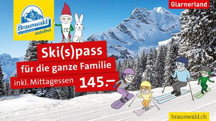 Ski(s)pass für jedes Familienbudget - 1