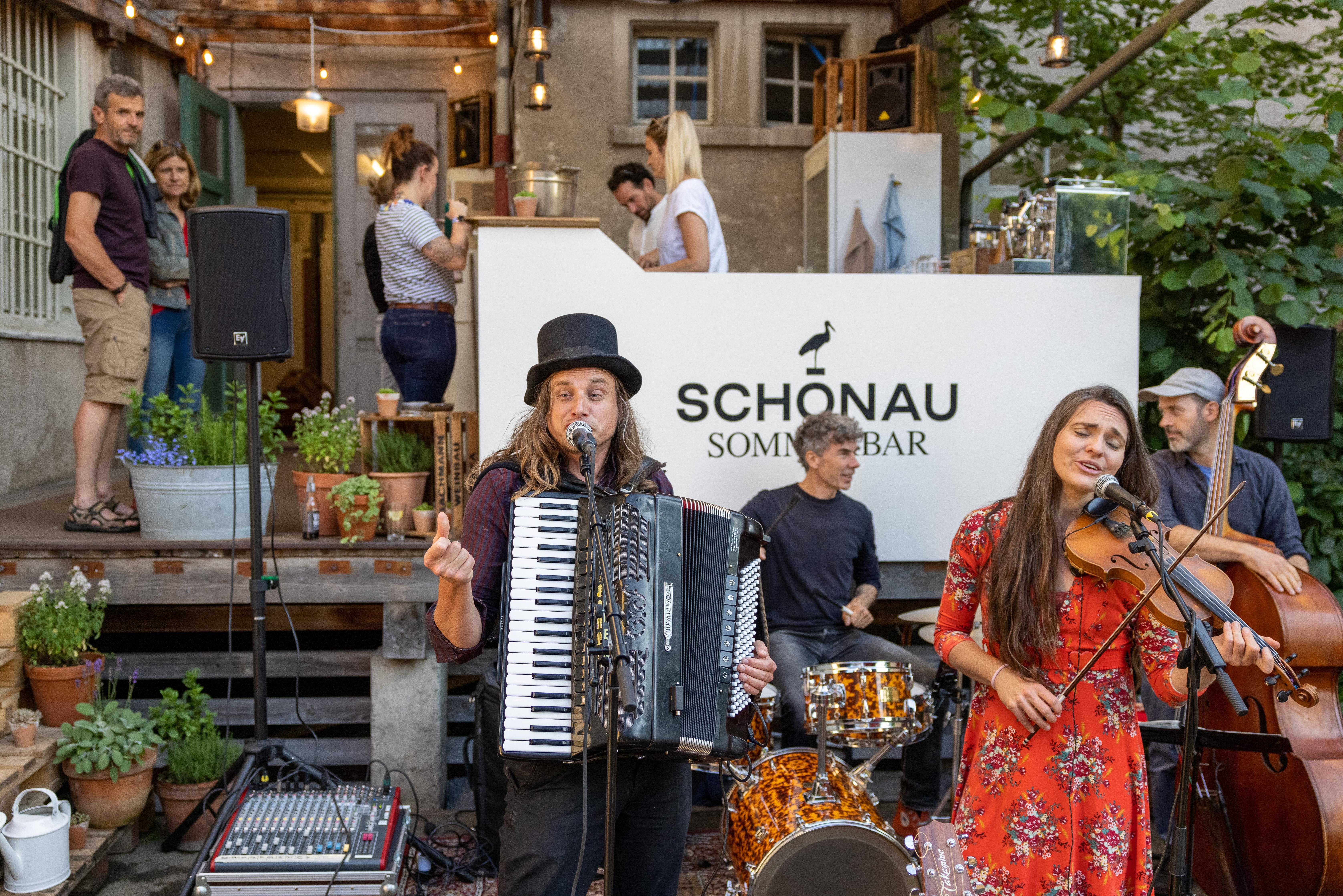 Schönau Sommerbar