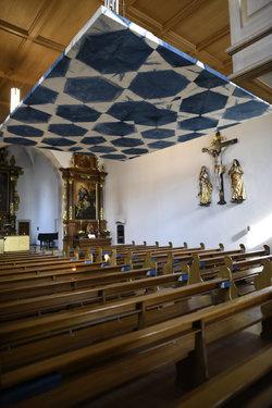 "Maja Rieder ""Bagdad"", Klosterkirche Dornach"