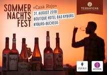 Sommernachtsfest Casa Rojo