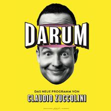 Claudio Zuccolini mit Darum