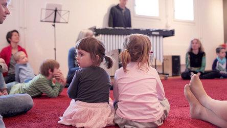miam-Konzerte für Kinder zwischen 0 und 6 Jahren - 1
