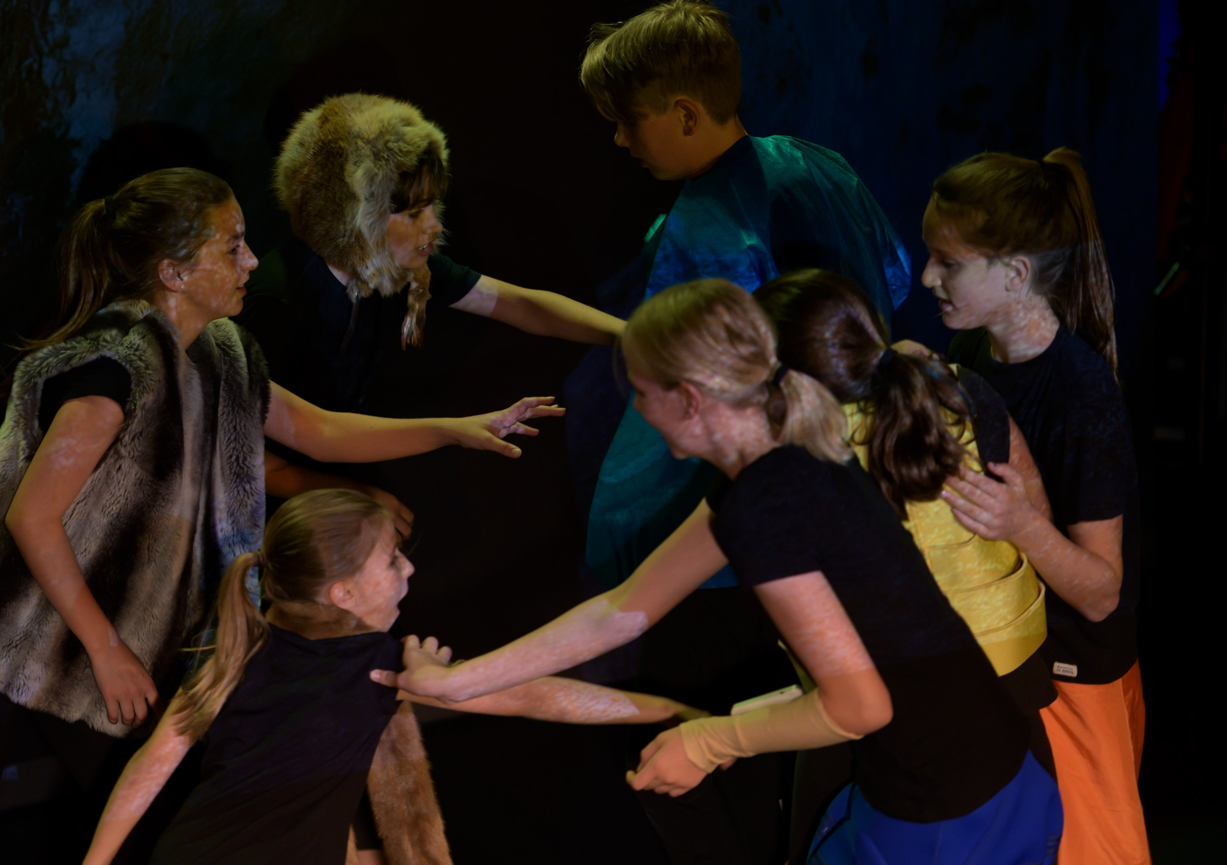 Theaterkurs Youngsters