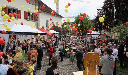 Rüti: Amthaus-Fäscht 2018
