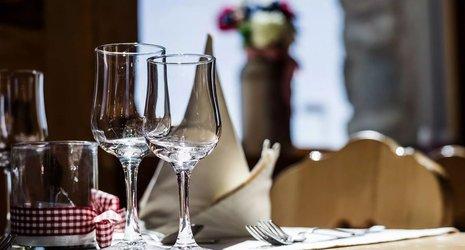 © 3100 Kulmhotel Gornergrat: Restaurant vis-à-vis