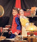 Andreas Büchler und Désirée Pauli sorgen in «Wiener Blut» dafür, dass kein Auge trocken bleibt. Bild: PD