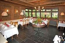 Hotel Sardona, Restaurant
