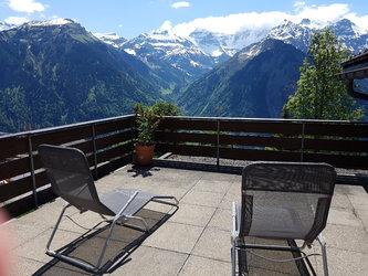 Solsana Sommer Terrasse
