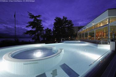 Vollmond Badeplausch im BEATUS Wellness- & Spa-Hotel Merligen - 1