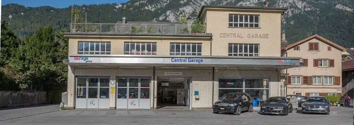 Central Garage Glarus GmbH: Aussenansicht