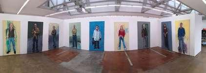 porträtieren  Corina Staubli, Alex Zwalen, Annatina Graf, Ulrich Elsen