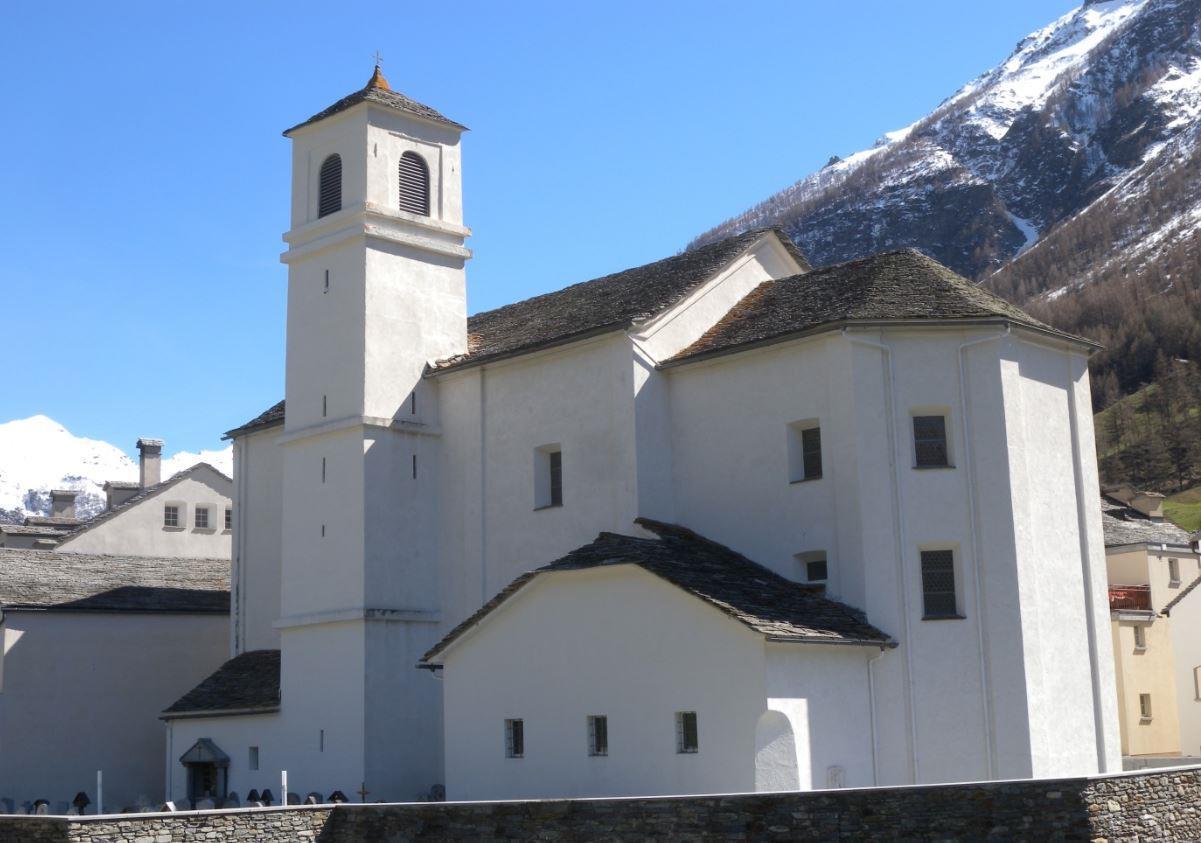 750 Jahrfeier Pfarrei St. Gotthard Simplon Dorf