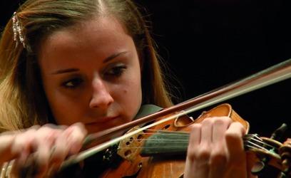 Elea Nick, Violine und André Desponds, Klavier