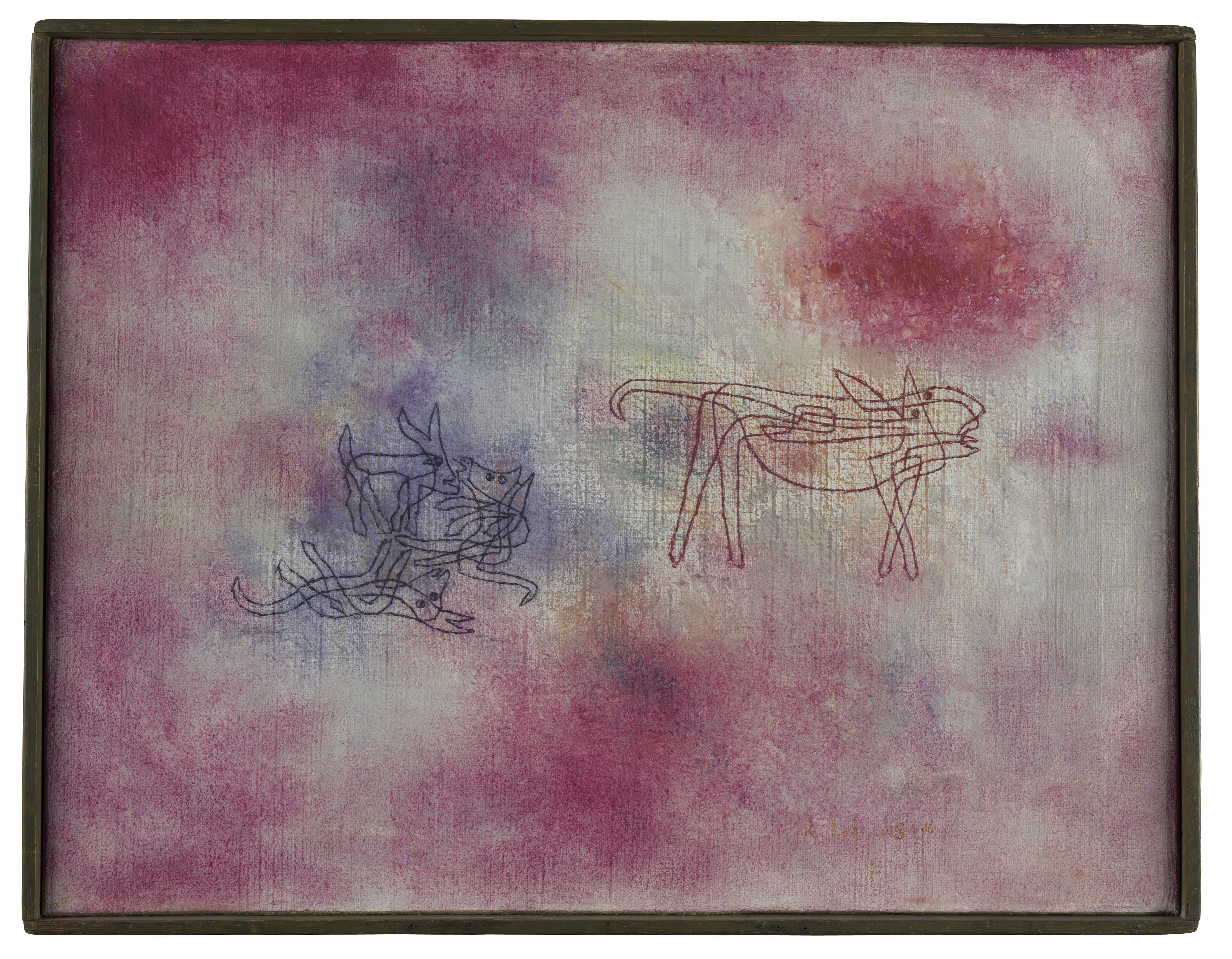 Paul Klee: Ich will nichts wissen