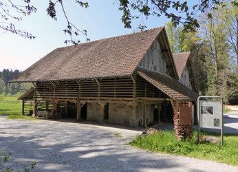 Entdecken Sie die originale Ziegelhütte aus dem 19. Jahrhundert