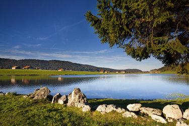 Lac des Taillères, Vallée de La Brévine (Vincent Bourrut)