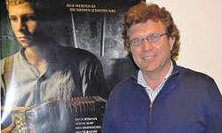 «Der Verdingbub»: Dozent Guido Estermann sprach einige Worte zum Film. Bild M. Blunschy