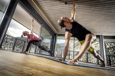 ComeUnity Team Yoga - 1