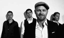 Dave Feusi (links) hat mit Martin Lechner & Band am Sonntag die Chance auf den Swiss Jazz Award.