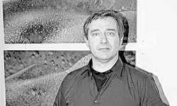 Phil Andrey Zanoulou ist bekannt als Fantasy- und Romantik-Fotograf. Bild Kurt Kassel