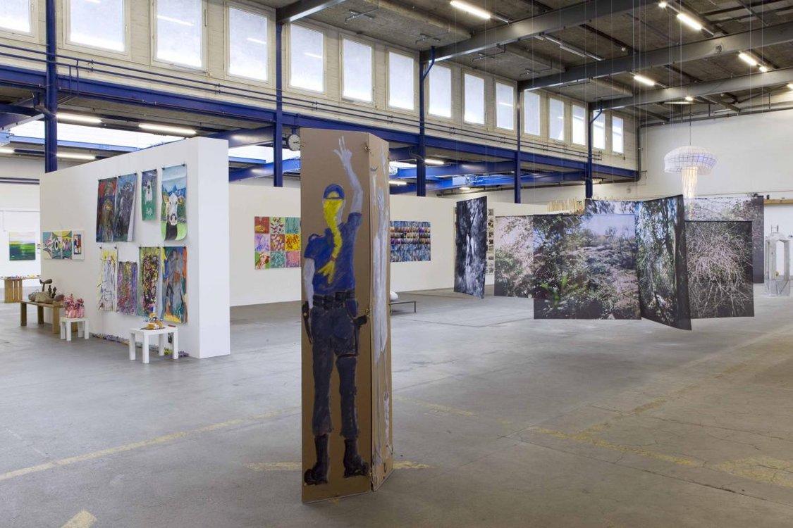 arttv: Kunsthaus Glarus - Kunstschaffen 2018