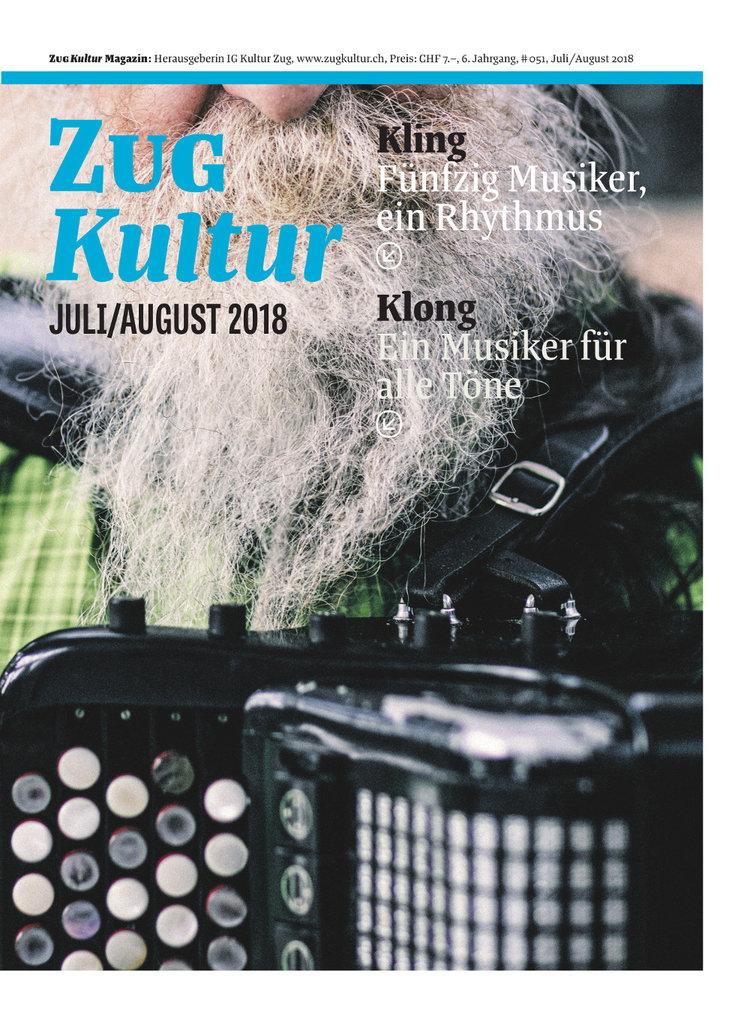 Zug Kultur Magazin – Juli / August (#51)