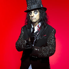 Alice Cooper - Dinner Upgrade-Ticket