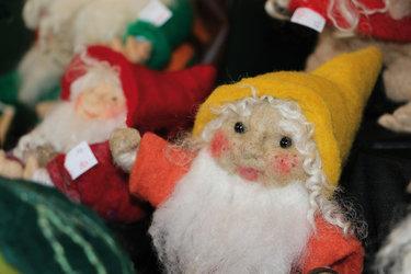 Weihnachtsausstellung mit Kunsthandwerk aus der Region - 1