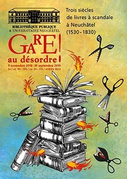 """Exposition : """"Gare au désordre"""" - 1"""