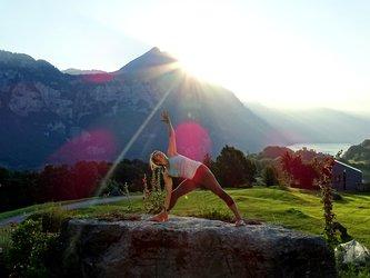ABGESAGT Oster Yoga-Retreat im Lihn - 1