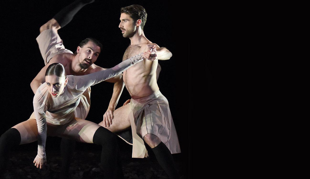 Gauthier Dance: Swan Lakes