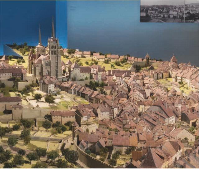 Lausanne, l'Exposition vous dévoile la ville