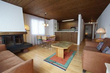 Wohn- und Esszimmer