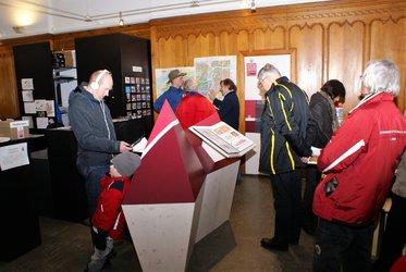 Besucherzentrum Glarnerland, Glarus