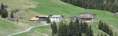 Biohof Salis: Ferienwohung