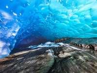 Bild-Gletschergrotte