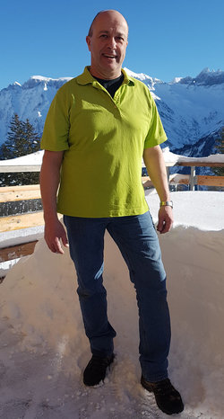 Markus Sommer, stv. Geschäftsführer und Koch