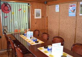 Restaurant Hirschen: Ambiente