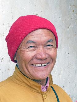 Geshe Ngawang Jangchup