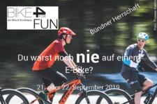Du warst noch nie auf einem E-Bike?