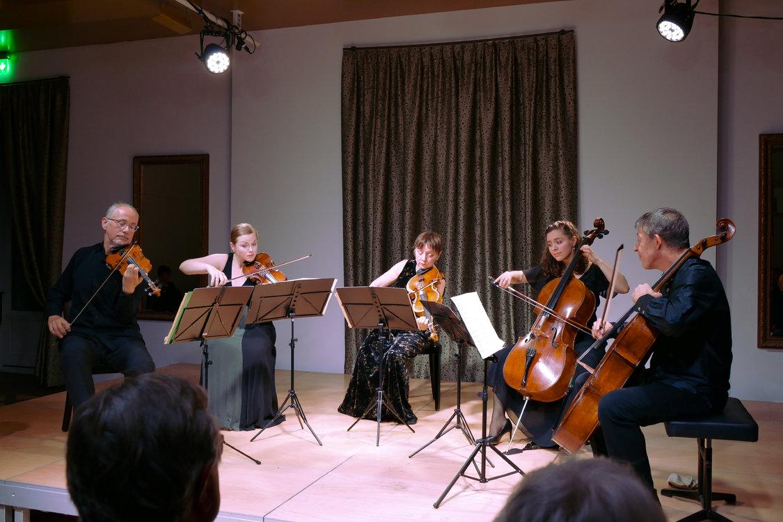 Carmina Quartett
