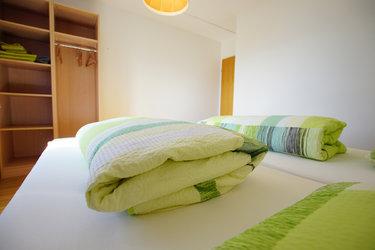 Schwendihaus Schlafzimmer