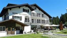 Hotel Restaurant Mittenwald