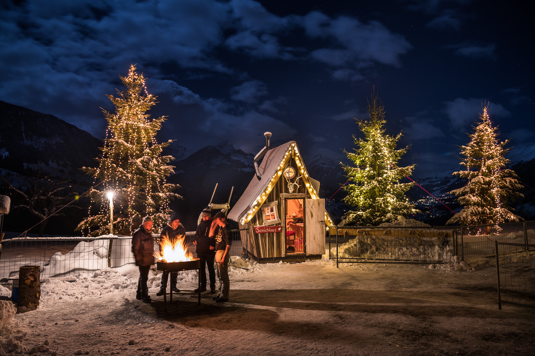 BIld Wiehnachtswäg Martin Mägli