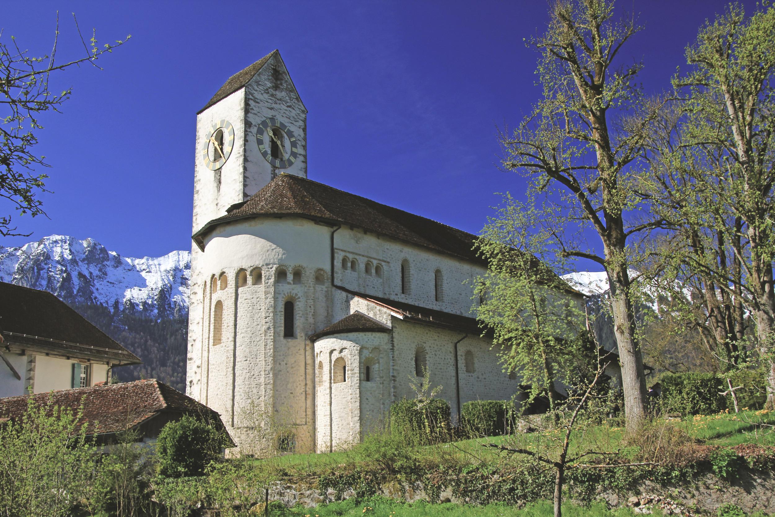 Kirche Amsoldingen