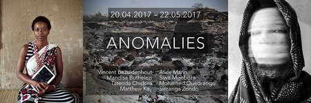"Exopsition de photographies : ""Anomalies"""