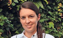Heute wird Corinne Senns erster Roman veröffentlicht. Bild: Nadine Annen