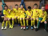 Junioren F des FC Schnottwil-Limpachtal