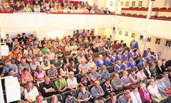 «Alpzyt» vermochte die Zuschauer im Muotathaler Kino zu begeistern. Bild: PD