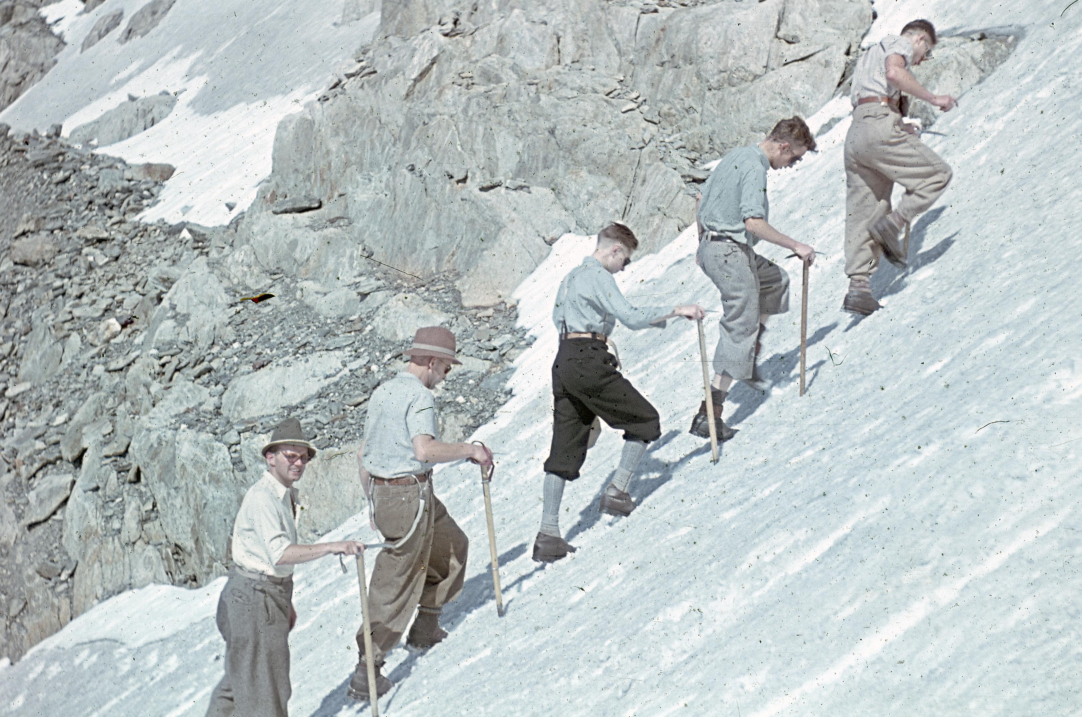 Bergliebe. 100 Jahre SAC Baselland